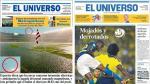 Ecuador culpó a ovnis de su derrota ante Colombia (FOTOS) - Noticias de ovni