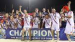 Rusia se coronó campeón mundial de fútbol playa (VIDEOS) - Noticias de bruno xavier