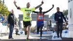 Fanático le robó la gloria al mejor maratonista del mundo - Noticias de geoffrey kipsang