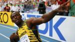 Usain Bolt y la carrera para ser el mejor atleta del año - Noticias de wilson kipsang