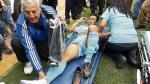 "Joazhiño Arroé: ""He llorado 15 días seguidos"" - Noticias de pacifico frank rojas"