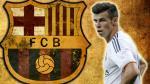 Gareth Bale y la razón por la que el Barcelona no lo fichó - Noticias de jonathan barnett