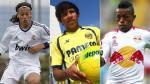 5 peruanos Sub 20 que luchan por consolidarse en Europa - Noticias de michel jansen