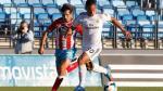 Cristian Benavente la rompió y Real Madrid Castilla ganó por primera vez - Noticias de omar lugo