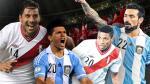 Perú vs. Argentina: los duelos que se armarán en la cancha - Noticias de gastronomía peruana