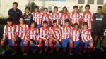 Conoce al juvenil peruano que destaca en el Atlético de Madrid (FOTOS) - Noticias de edu olivares