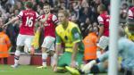 Arsenal hizo el mejor gol del año en Inglaterra (VIDEO) - Noticias de jonhatan howson