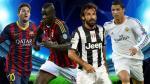 Champions League: mira qué canales pasarán los mejores partidos - Noticias de viktoria plzen hora