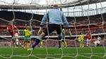 Jack Wilshere y su espectacular gol que no será el mejor del mes en la Premier League - Noticias de pajtim kasami