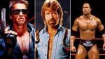 7 inolvidables deportistas que saltaron a la fama volviéndose actores - Noticias de walker texas ranger