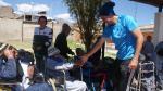 Sergio Ibarra visitó un asilo y se vaciló con abuelitos (VIDEO) - Noticias de jhefryn sedano