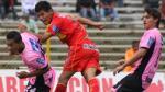Pacífico ganó con gol olímpico 1-0 a Sport Huancayo - Noticias de warren olortegui