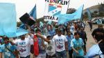 Sporting Cristal: hinchas celestes realizaron banderazo de apoyo a jugadores - Noticias de spoting cristal