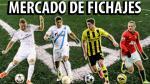 Europa y los 25 jugadores que cambiarían de club (VIDEOS Y GIF) - Noticias de shaarawy