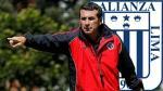 Alianza Lima: Guillermo Sanguinetti es nuevo director técnico - Noticias de guillermo almada