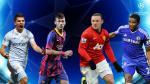 Champions League: horas y canales de los mejores partidos - Noticias de viktoria plzen hora
