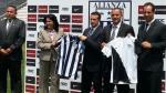Alianza Lima: mira la presentación oficial de Guillermo Sanguinetti (FOTOS) - Noticias de edgardo adinolfi