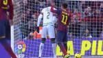 Neymar le metió un 'lapo' a un jugador del Granada (VIDEO) - Noticias de romeo nyom