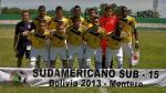 Colombia: el rival de la Selección en la final del Sudamericano Sub 15 - Noticias de jhon arango