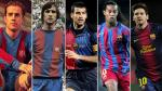 Barcelona: 5 cracks que cambiaron su historia de 114 años (VIDEOS) - Noticias de cholo sotil