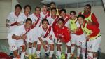 Sudamericano Sub 15: ¿qué hizo la Selección Peruana antes de jugar la final? - Noticias de estadio ramon tahuichi aguilera