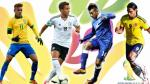 Brasil 2014: los cracks que debutarán en este torneo (VIDEOS Y GIF) - Noticias de eliminatoria europea
