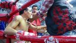 Muay Thai: Miguel Sarria ganó pelea en Tailandia - Noticias de miguel sarria
