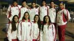Sudamericano de bádminton: Perú logró el título al vencer a Chile en la final - Noticias de maria zornoza