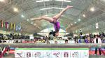 Sandra Collantes ganó la primera medalla de oro en el Sudamericano de Gimnasia - Noticias de sandra collantes