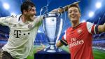 Champions League: Bayern Munich y Arsenal repetirán duelo en octavos (VIDEO) - Noticias de olivier pizarro