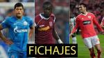 Fichajes: 3 cracks que darían el salto a un club grande de Europa (VIDEOS) - Noticias de club anzhi de rusia