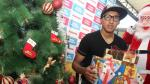 """Christofer Gonzales: """"Me gustaría jugar en Barcelona, al lado de Messi"""" - Noticias de johnny ayala valverde"""