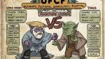 Los superhéroes se enfrentan en una pelea imaginaria - Noticias de felipe capra