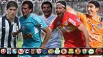 Descentralizado: así se mueve el mercado de pases del fútbol peruano - Noticias de sergio ubillus
