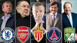 Peter Lim y los 5 mayores millonarios de clubes del fútbol - Noticias de fichajes 2013 europa
