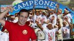 Universitario: Aldo Mariátegui le compuso una canción al equipo crema - Noticias de copa movistar 2013