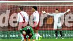 Selección Peruana: ¿tuvo responsabilidad Erick Delgado en los 3 goles que recibió? - Noticias de país vasco vs. perú