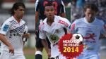Mercado de fichajes de Perú: altas, bajas y rumores del fútbol peruano (11) - Noticias de fabian bordegaray