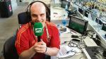 """Mister Chip: """"Es raro que esta generación de futbolistas peruanos falle en su tercera Eliminatoria"""" - Noticias de alexis martin tamayo"""