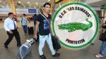 Los Caimanes: Luis Armando Ovelar, hermano de Roberto, es nuevo jale del equipo - Noticias de luis armando ovelar