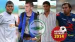 Mercado de fichajes de Perú: altas, bajas y rumores del fútbol peruano (14) - Noticias de caio garcia