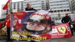 Michael Schumacher en coma: su representante aseguró que lo peor ya pasó - Noticias de corinna schumacher