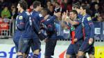 Zlatan Ibrahimovic marcó un hat trick en la goleada del PSG por la Copa Francia (VIDEO) - Noticias de d��namo brest