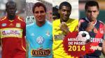 Mercado de fichajes de Perú: altas, bajas y rumores del fútbol peruano (21) - Noticias de roque alfaro