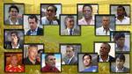 Descentralizado 2014: estos son los 16 técnicos para esta temporada - Noticias de roque alfaro