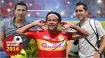 Mercado de fichajes de Perú: altas, bajas y rumores del fútbol peruano (23) - Noticias de lucas leon landa
