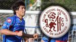 León de Huánuco: el paraguayo Julio Aguilar se unirá al equipo - Noticias de santa eulalia
