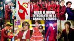 Balón de Oro 2013: Lionel Messi y los mejores memes de su terno rojo (FOTOS) - Noticias de trajes t��picos