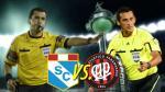 Sporting Cristal vs. Atlético Paranaense: conoce a los árbitros de ambos partidos - Noticias de enrique aquino marcelo