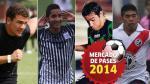 Mercado de fichajes de Perú: altas, bajas y rumores del fútbol peruano (26) - Noticias de guillermo almada